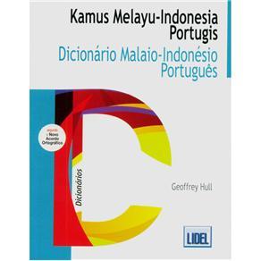 Dicionário Malaio / Indonésio / Português - Geoffrey Hull