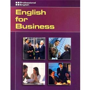 Professional English - English For Business - Student Book