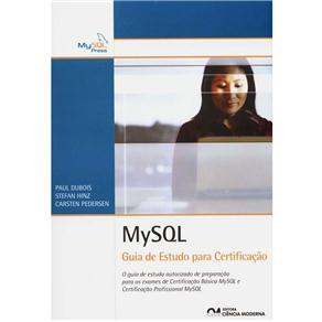 Mysql - Guia de Estudo para Certificacao
