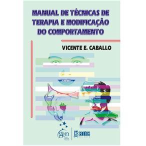 Manual de Técnicas de Terapia e Modificação do Comportamento