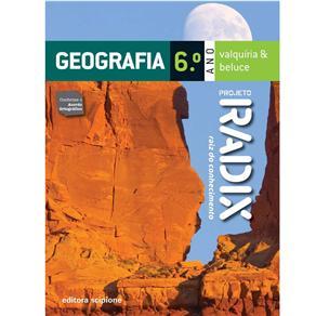 Projeto Radix - Geografia - 6 Ano