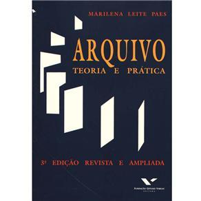 Arquivo: Teoria e Prática