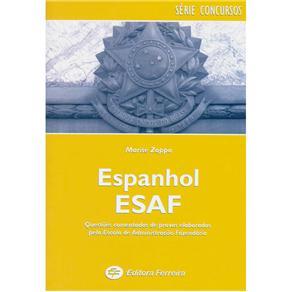 Espanhol Esaf: Provas Comentadas