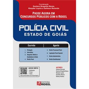 Policia Civil: Estado de Goias