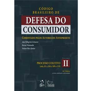 Codigo Brasileiro de Defesa do Consumidor - Volume 2
