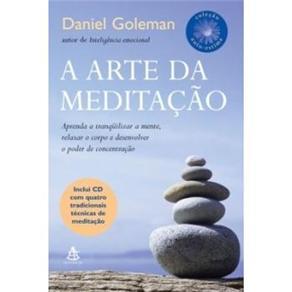 Arte de Meditação, a - Acompanha Cd-audio