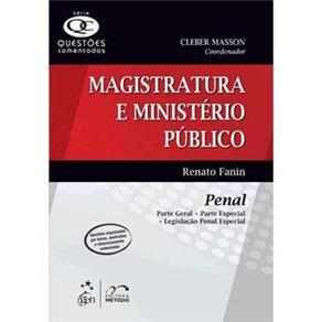 Serie Questoes Comentadas Magistratura e Mp - Penal