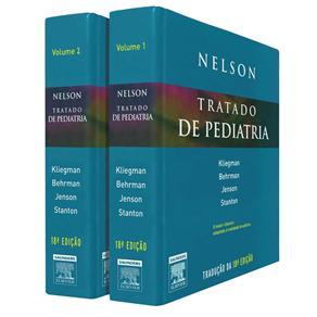 Nelson: Tratado de Pediatria - Volume 1 e 2