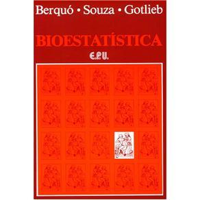 Bioestatística - Elza Salvatori Berquó, José Maria Pacheco Souza e Sabina Léa Davidson Gotlieb