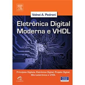 Eletrônica Digital Moderna e Vhdl
