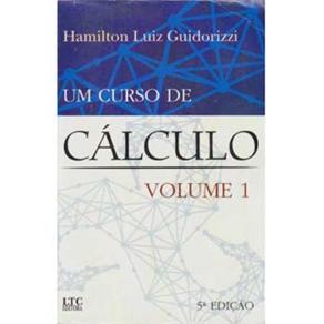 Curso de Cálculo, um - Vol.1