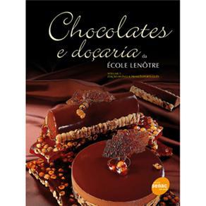 Chocolates e Docaria - Bilingue - Frances - Portugues