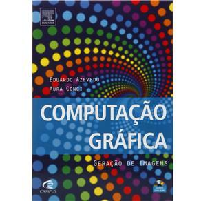 Computação Grafica - Geração de Imagem - Vol.01