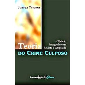 Teoria do Crime Culposo
