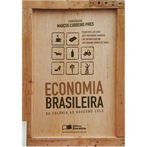 Economia Brasileira da Colonia ao Governo Lula