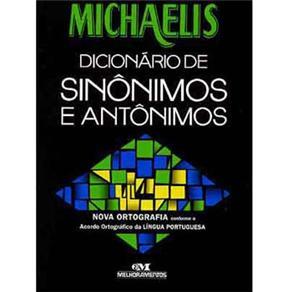 Michaelis Dicionario de Sinonimos e Antonimos
