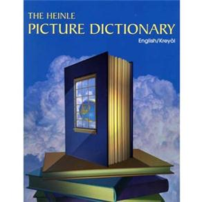 Heinle Picture Dictionary Bilingual Edition - English/kreyol