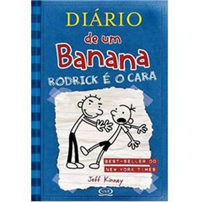 Diario de um Banana: Rodrick e o Cara - Volume 2