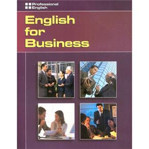 Professional English - English For Business - Student Book + Audio Cd