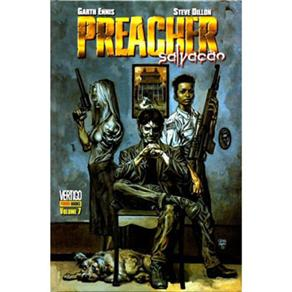 Preacher: Salvação - Volume 07