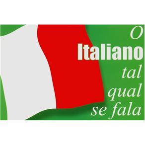 O Italiano Tal Qual Se Fala - Carlos Helbling