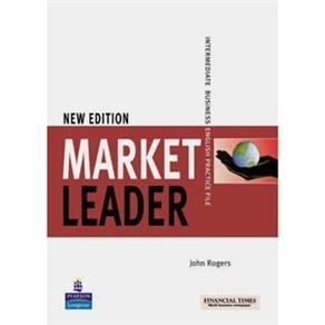 Market Leader: Practice File Book - Intermediate Business