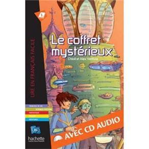 Le Coffret Mystérieux Avec Cd Audio