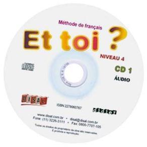 Méthode de Français: Et Toi? - Niveau 4