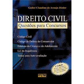 Direito Civil: Questões para Concursos