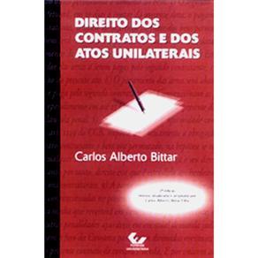 Direito dos Contratos e dos Atos Unilaterais