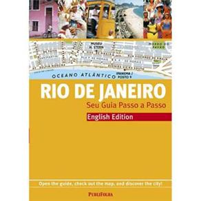 Rio de Janeiro - English Edition-open The Guide, Check Out The Map, And Dis