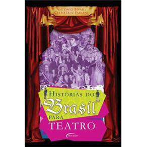 Histórias do Brasil para Teatro