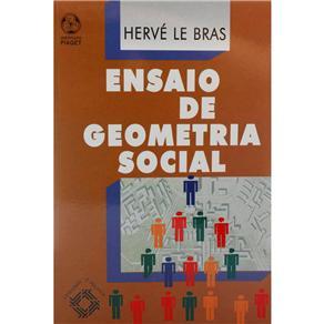 Ensaio de Geometria Social