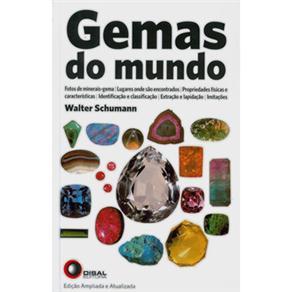 Gemas do Mundo - Nova Edicao Ampliada e Atualizada - Volume 1
