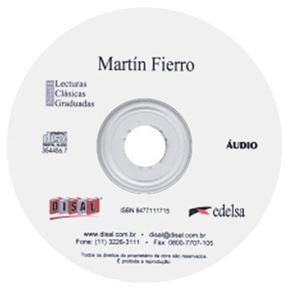 Martín Fierro: Cd Audio - Nivel A1
