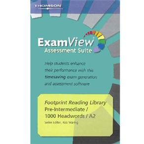Examview - Level 1- A2 - American English - Rob Waring