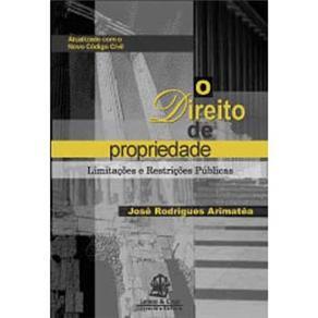 Direito de Propriedade, o - Limitacoes e Restricoes