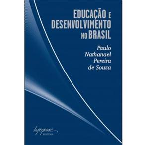 Educacao e Desenvolvimento no Brasil