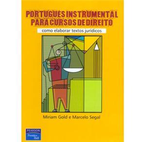 Portugues Instrumental para Cursos de Direito
