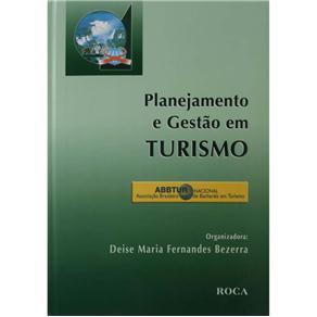 Planejamento e Gestao em Turismo