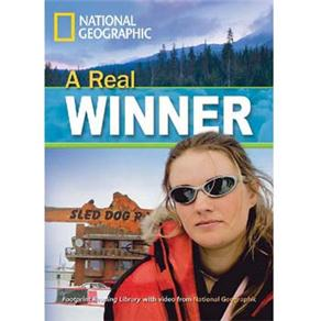 A Real Winner - Level 3 - B1 - British English