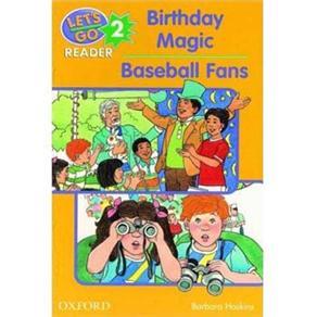 Birthday Magic / Baseball Fans - Level 2