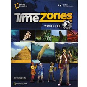 Time Zones - Vol. 2 - Workbook