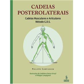 Cadeias Posterolaterais: Cadeias Musculares e Articulares - Método G.d.s.
