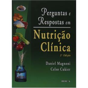 Perguntas e Respostas em Nutrição Clínica
