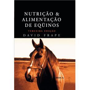 Nutricao e Alimentacao de Equinos