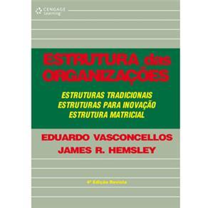 Estrutura das Organizações