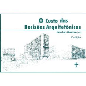 Custo das Decisões Arquitetônicas, O