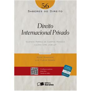 Saberes do Direito - Direito Internacional Privado - Volume 56
