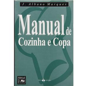 Manual de Cozinha e Copa